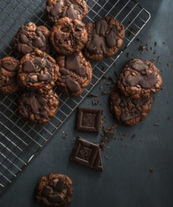 Soft Chocolate Cookies