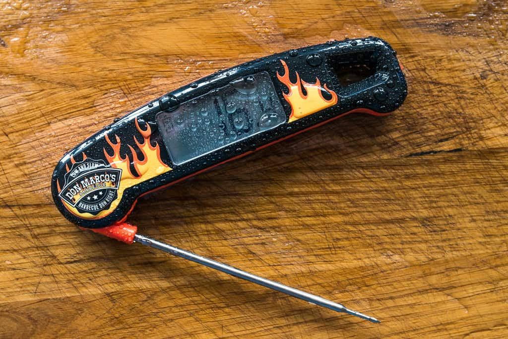 Don Marcos BBQ Check Thermometer im Test